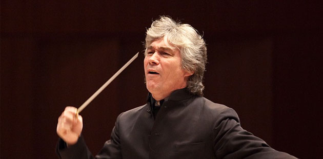 Jonathan Darlington, Conductor